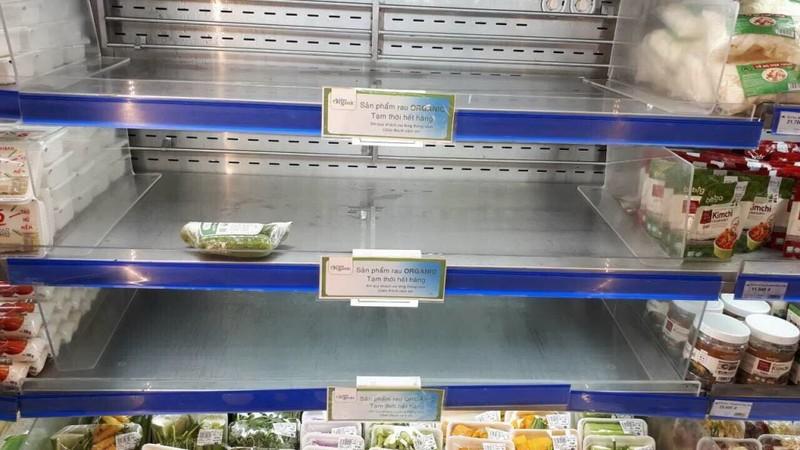 Sản phẩm organic 'xịn' cháy hàng ở Co.opmart - ảnh 3