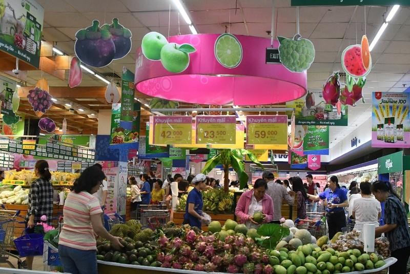 Co.opmart bù lỗ để giảm giá nông sản mùa mưa   - ảnh 2