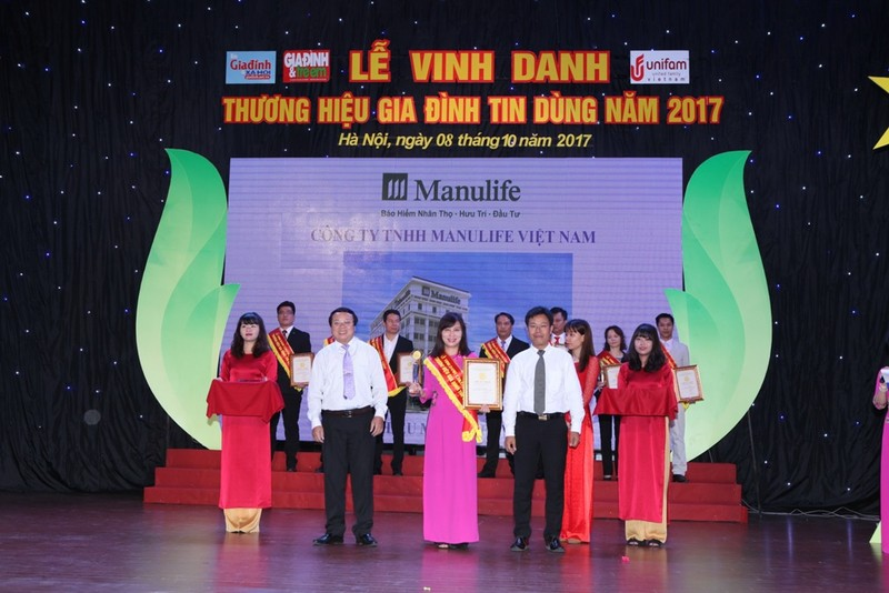Manulife: DN xuất sắc về chỉ số hài lòng khách hàng - ảnh 1