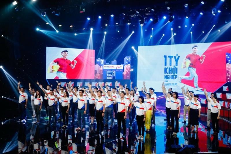 1 tỉ khởi nghiệp cùng Saigon Co.op: Hấp dẫn, kịch tính  - ảnh 1