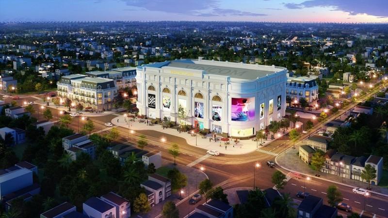 Ra mắt dự án Vincom Shophous Quảng Ngãi - ảnh 1