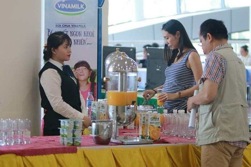 Vinamilk vinh dự là thức uống tại APEC - ảnh 5