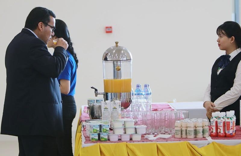 """Vfresh: nước ép thương hiệu Việt """"Thơm ngon, đậm đà"""" - ảnh 1"""