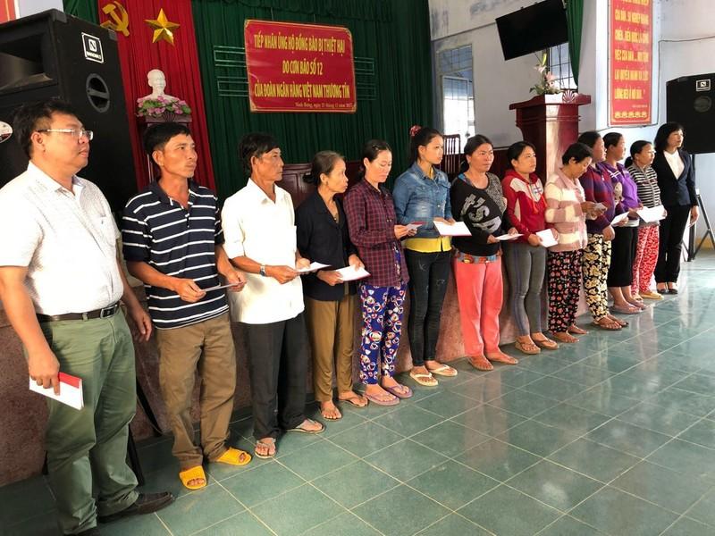 Vietbank chia sẻ với người dân Khánh Hòa - ảnh 1