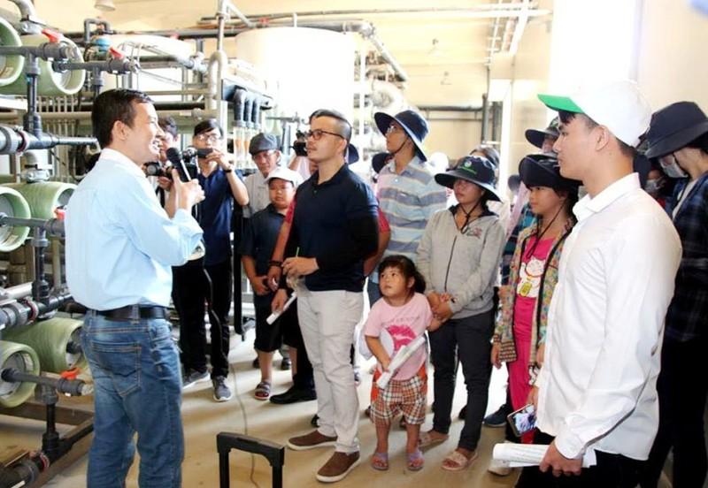 VWS mở cửa mời người dân tham quan bãi rác Đa Phước - ảnh 5