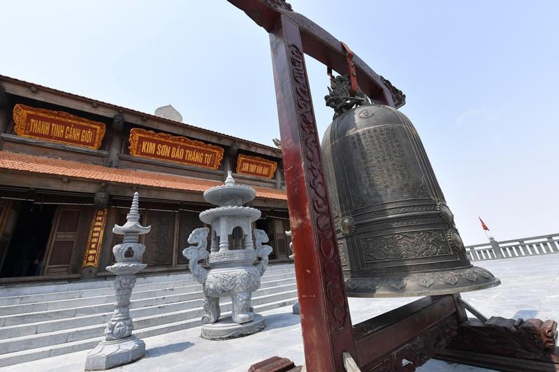 Dấu ấn kiến trúc thời Trần: Kiệt tác tâm linh Fansipan  - ảnh 5