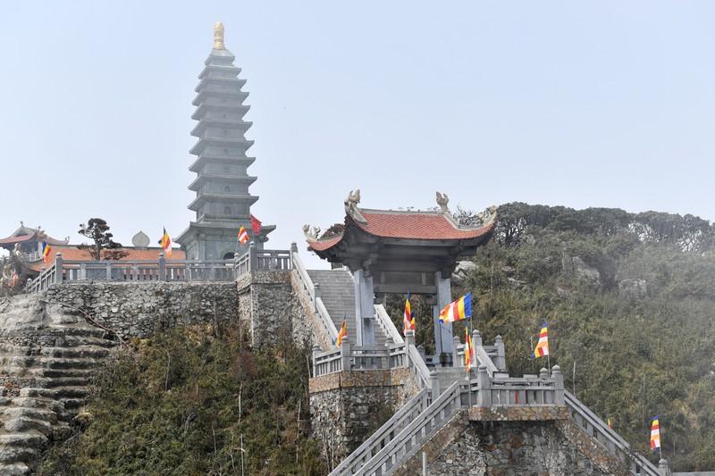 Dấu ấn kiến trúc thời Trần: Kiệt tác tâm linh Fansipan  - ảnh 9