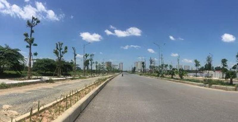 Tuyến đường ngàn tỉ Nguyễn Xiển - Xa La kết nối KĐT Thanh Hà  - ảnh 1