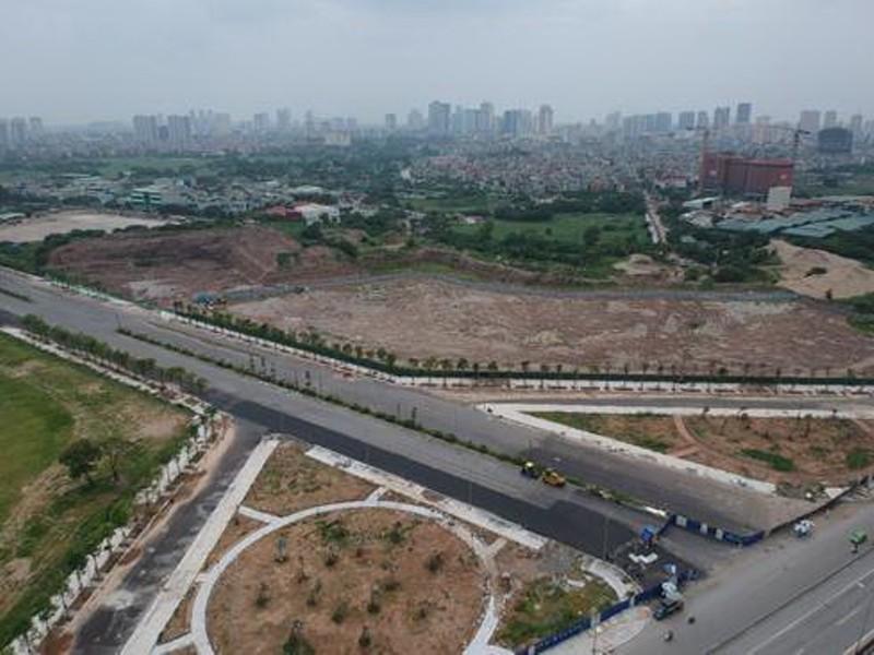 Tuyến đường ngàn tỉ Nguyễn Xiển - Xa La kết nối KĐT Thanh Hà  - ảnh 3