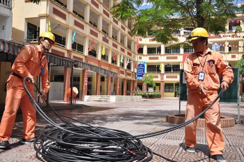 EVN tiếp tục khuyến cáo người dân sử dụng điện tiết kiệm - ảnh 1