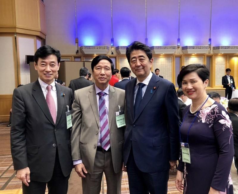 GS-TS Nguyễn Thanh Liêm nhận giải thưởng Nikkei châu Á - ảnh 2