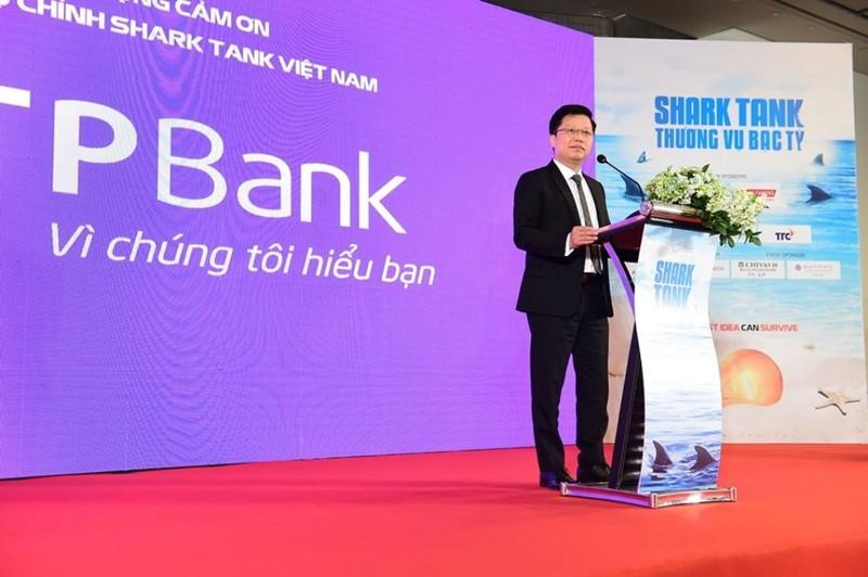 """TPBank """"chi mạnh"""", cùng Shark Tank hỗ trợ DN khởi nghiệp - ảnh 1"""