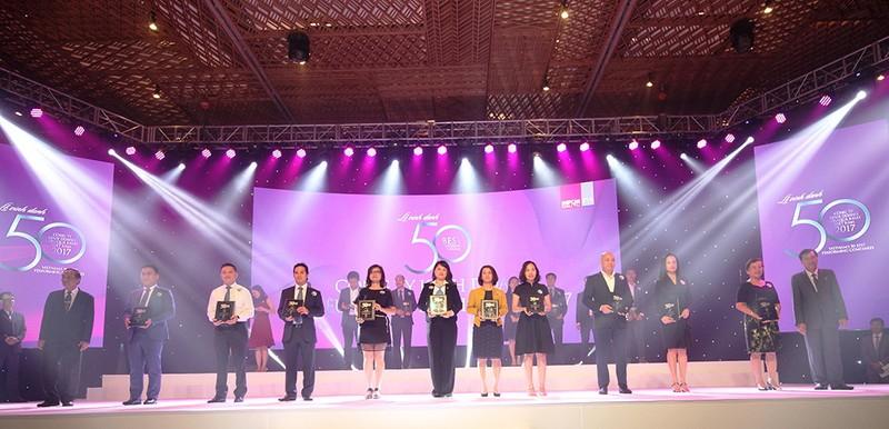 Masan Group: Top 50 công ty kinh doanh hiệu quả nhất VN - ảnh 1