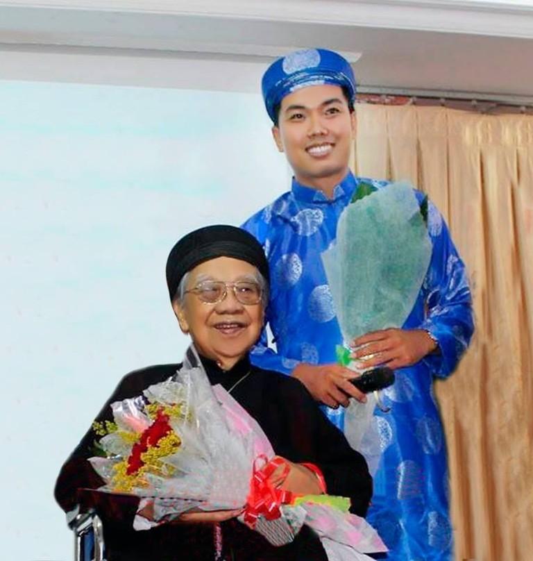 Cố GS-TS Trần Văn Khê qua lời kể của học trò - ảnh 1