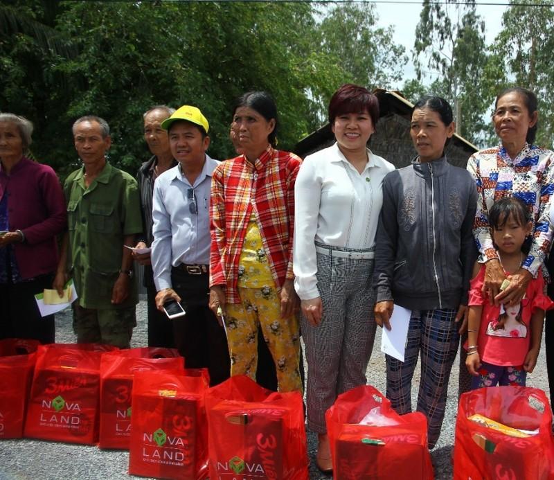 Nhịp cầu nối niềm vui người dân xã Vĩnh Trị, tỉnh Long An - ảnh 2