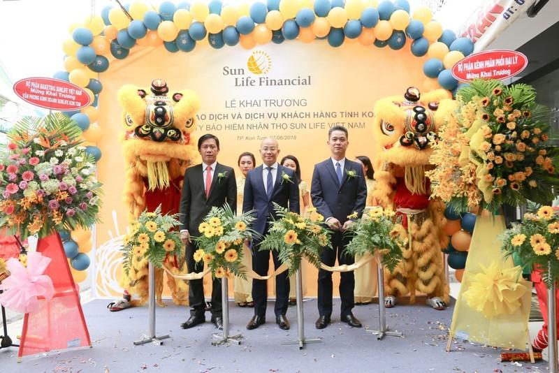 Sun Life Việt Nam mở 4 văn phòng ở Tây Nguyên, Nam Trung bộ - ảnh 1