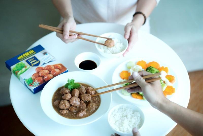 Masan Consumer và Jinju Ham ký hợp tác chiến lược - ảnh 2