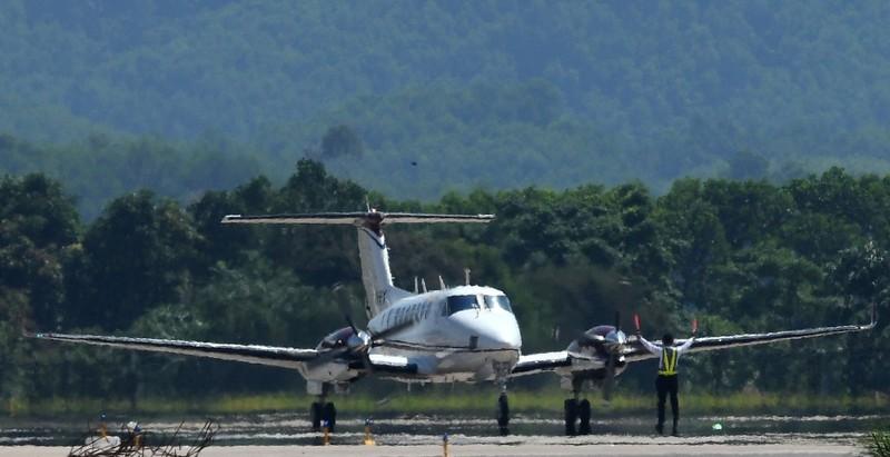 Cảng hàng không Vân Đồn: Thành công chuyến bay đầu tiên - ảnh 2