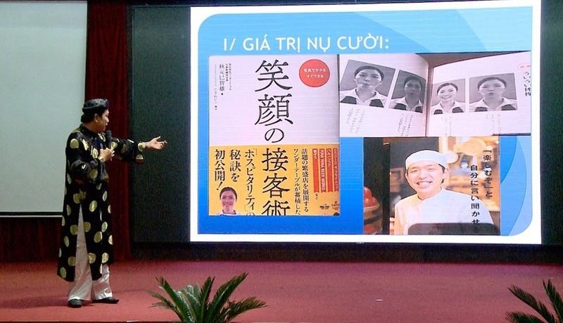 Nói chuyện văn hóa dân tộc trong hội thảo VNPT - ảnh 1