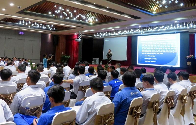 Nói chuyện văn hóa dân tộc trong hội thảo VNPT - ảnh 2