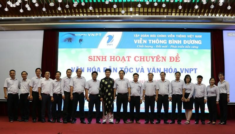 Nói chuyện văn hóa dân tộc trong hội thảo VNPT - ảnh 3