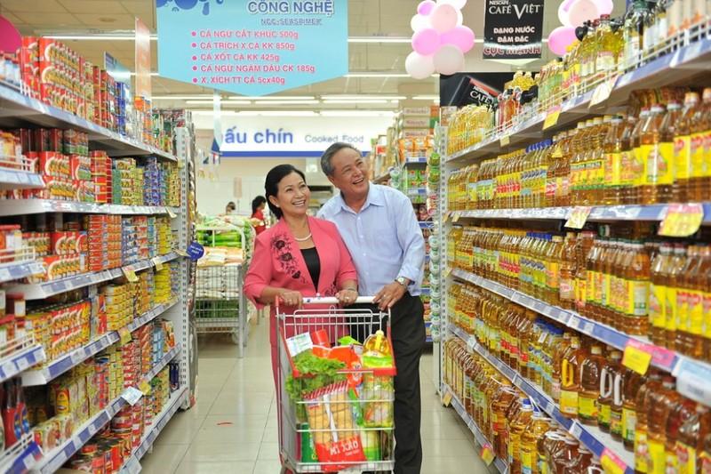 Co.opmart Gò Dầu tại Tây Ninh sẵn sàng đi vào hoạt động - ảnh 1
