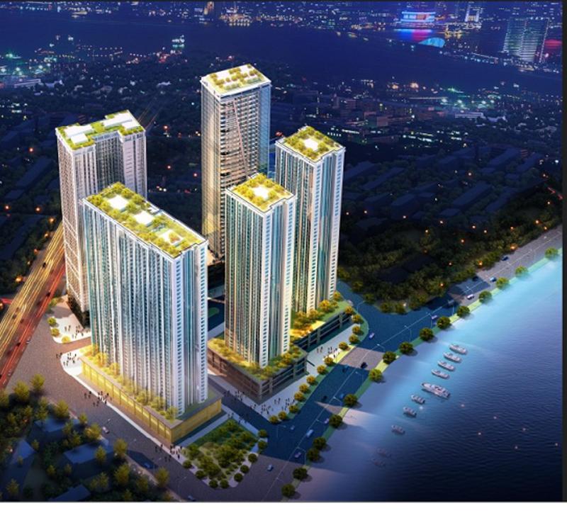 Tổ hợp chung cư cao cấp khách sạn 5 sao Mường Thanh Viễn Triều - ảnh 1