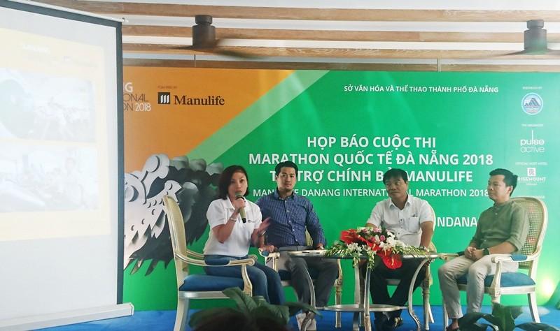 Hơn 7.000 người tham gia Marathon quốc tế Đà Nẵng 2018  - ảnh 1