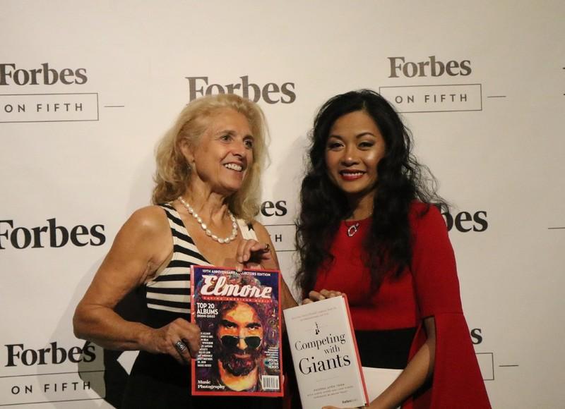 Sách của doanh nhân Việt được ForbesBooks xuất bản ở Mỹ - ảnh 1