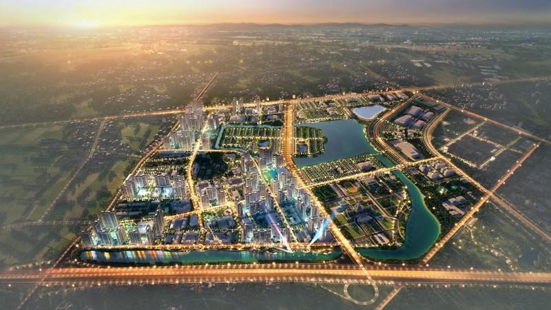 Vinhomes công bố mô hình quy hoạch VinCity - ảnh 2