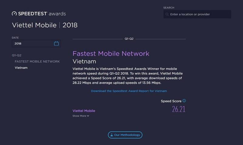 Mạng di động nào nhanh nhất Việt Nam? - ảnh 2