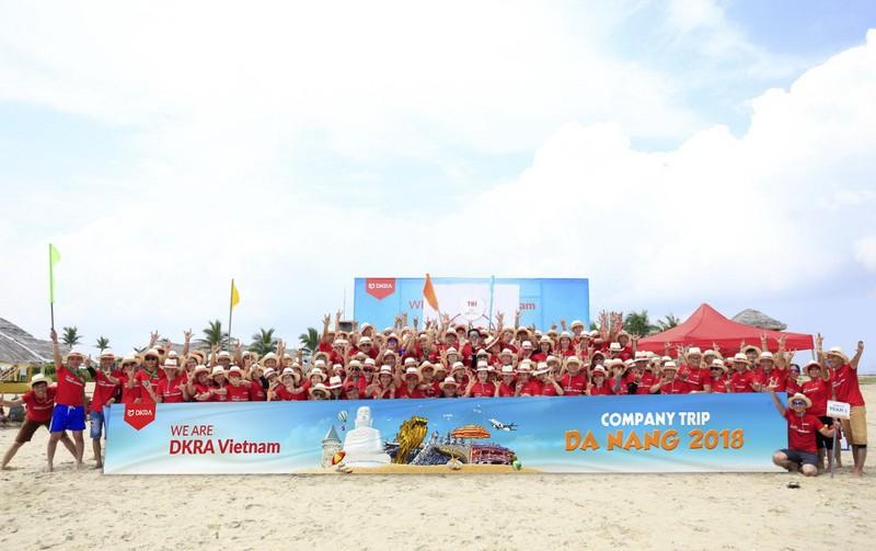 Sau teambuilding Đà Nẵng, DKRA Vietnam rầm rộ tuyển quân - ảnh 2