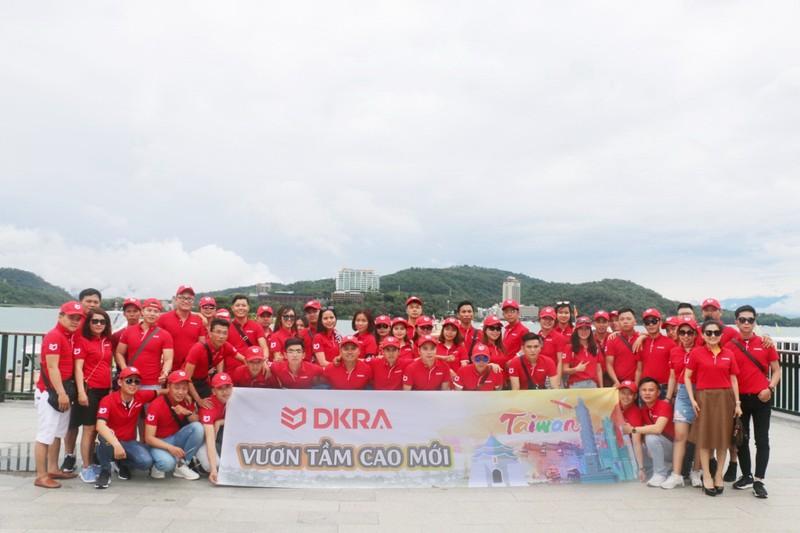 Sau teambuilding Đà Nẵng, DKRA Vietnam rầm rộ tuyển quân - ảnh 3