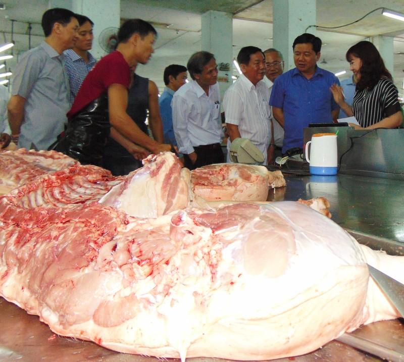 Bí thư Thành ủy TP.HCM lo bữa cơm an toàn cho dân - ảnh 5