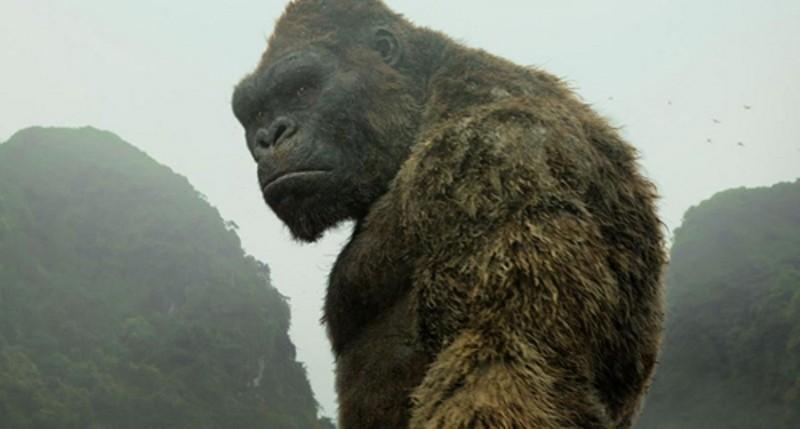 Khỉ Kong được dựng kỹ xảo ra sao? - ảnh 1