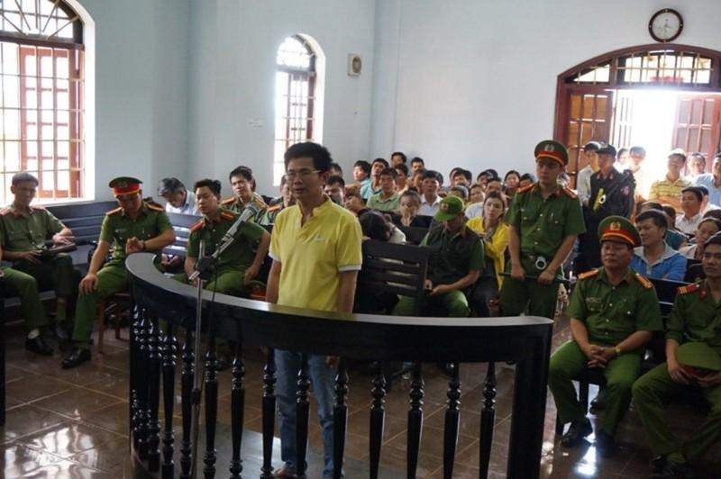 Trần Minh Lợi lãnh án 4 năm 6 tháng tù - ảnh 1