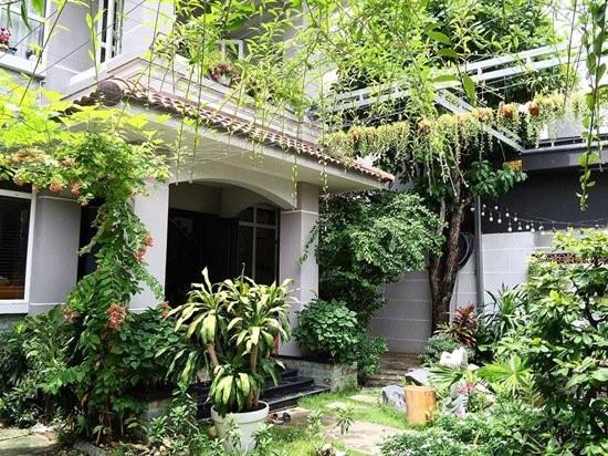 Biệt thự 300 m2 đẹp như cổ tích của Cao Thái Sơn - ảnh 2