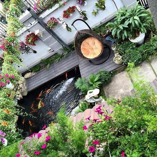 Biệt thự 300 m2 đẹp như cổ tích của Cao Thái Sơn - ảnh 10