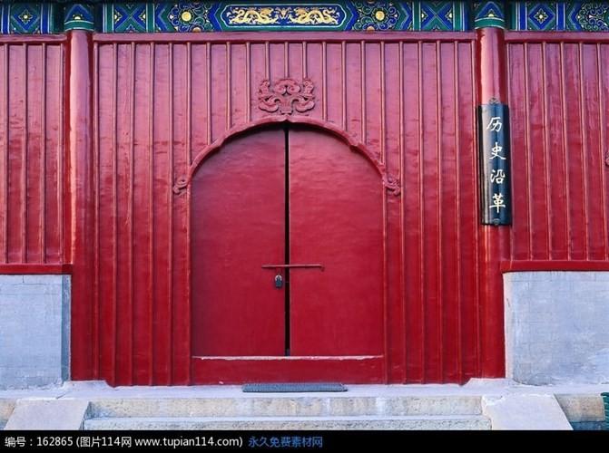 Những màu sắc tối kỵ cho cửa chính không thể không biết - ảnh 1
