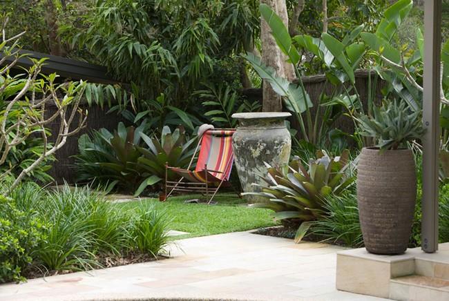Biến sân vườn thành ốc đảo xanh mát nhờ vài mẹo nhỏ - ảnh 7