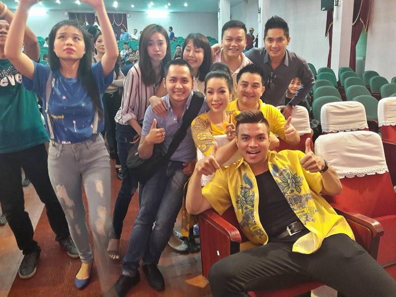 Những cái nhất trong ngày giỗ tổ sân khấu tại TP.HCM  - ảnh 20