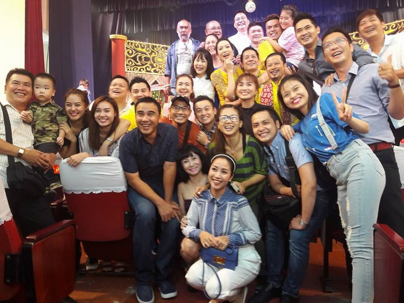 Những cái nhất trong ngày giỗ tổ sân khấu tại TP.HCM  - ảnh 12