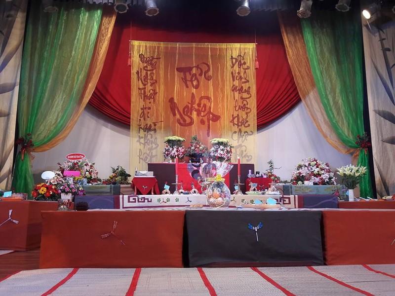 Những cái nhất trong ngày giỗ tổ sân khấu tại TP.HCM  - ảnh 6
