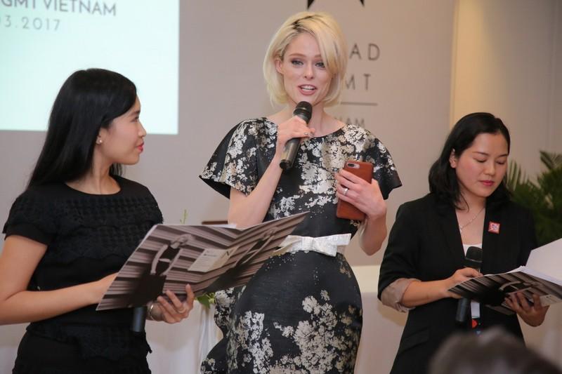 Siêu mẫu hàng đầu thế giới đưa công ty đến Việt Nam - ảnh 9