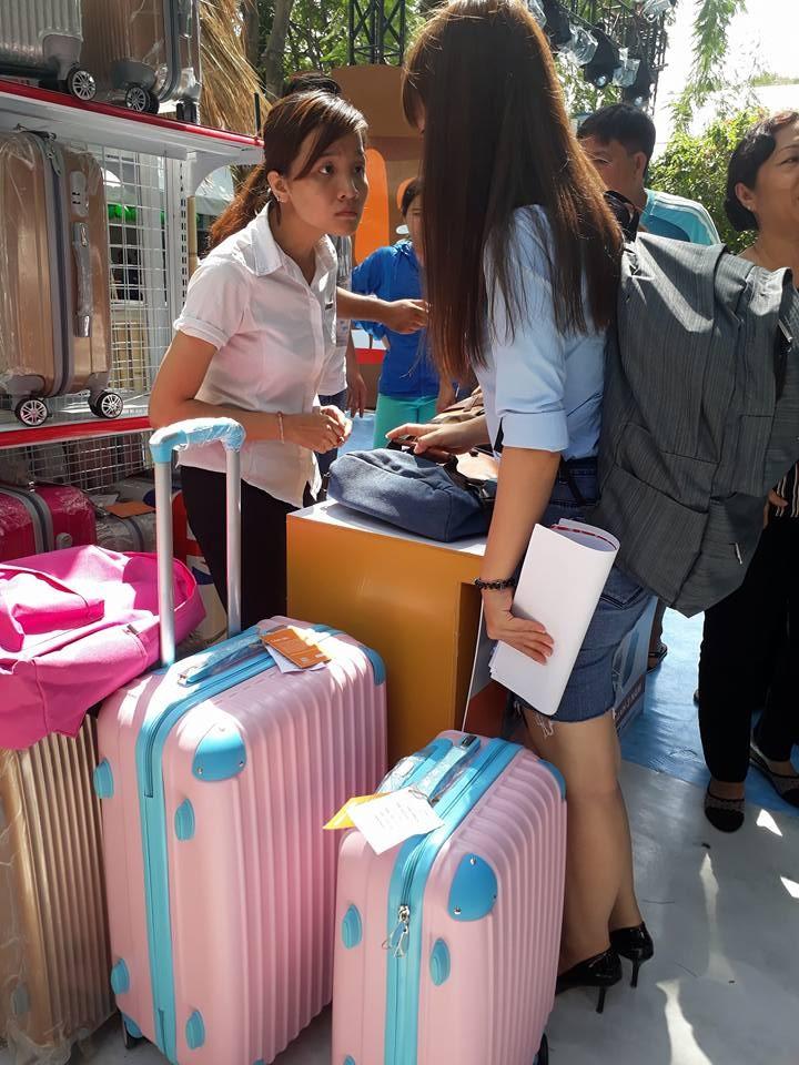 Ngày hội Du lịch TP.HCM: Tấp nập ngay ngày đầu - ảnh 18