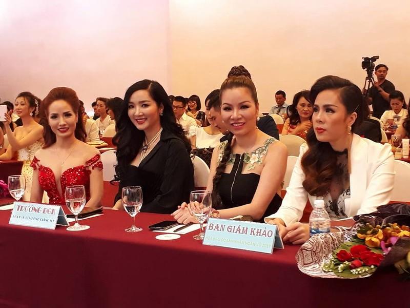 Công bố cuộc thi 'Hoa hậu Doanh nhân Hoàn vũ 2017' - ảnh 2