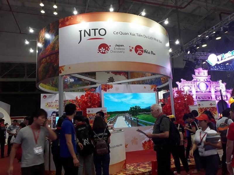 Hội chợ Du lịch Quốc tế TP.HCM ấn tượng ngày khai mạc - ảnh 3