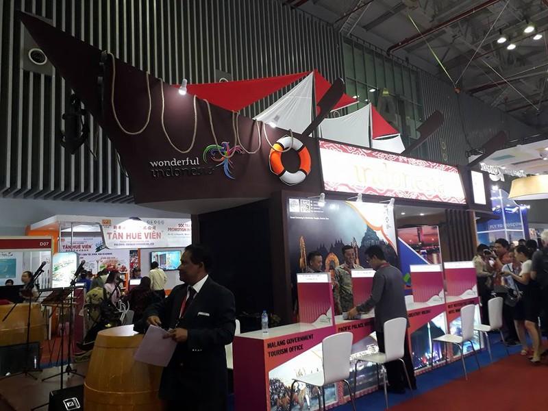 Hội chợ Du lịch Quốc tế TP.HCM ấn tượng ngày khai mạc - ảnh 4