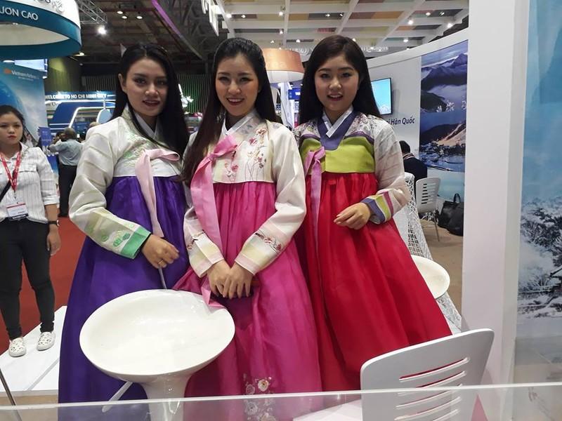 Hội chợ Du lịch Quốc tế TP.HCM ấn tượng ngày khai mạc - ảnh 8