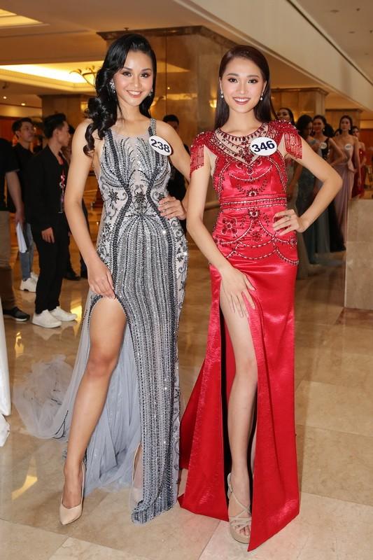 Mai Ngô trượt Hoa hậu Hoàn vũ VN, cận cảnh top 70 - ảnh 8